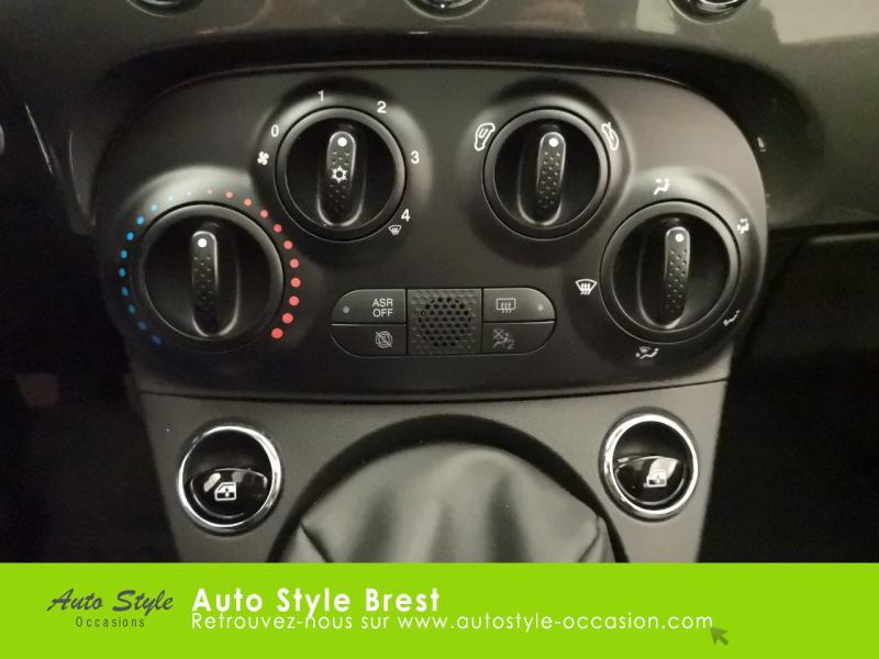 Photo 13 de l'offre de FIAT 500 1.2 8v 69ch Eco Pack Lounge à 10490€ chez Autostyle Brest