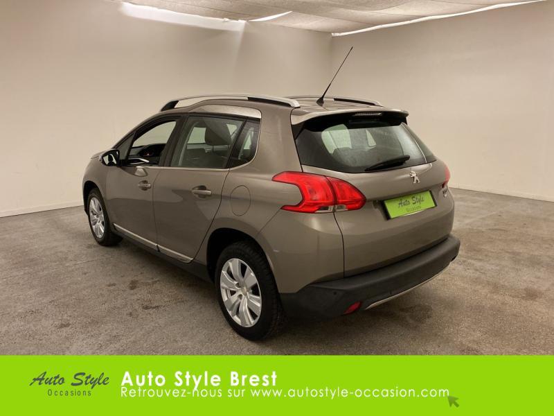 Photo 3 de l'offre de PEUGEOT 2008 1.6 e-HDi92 FAP Allure à 10490€ chez Autostyle Brest