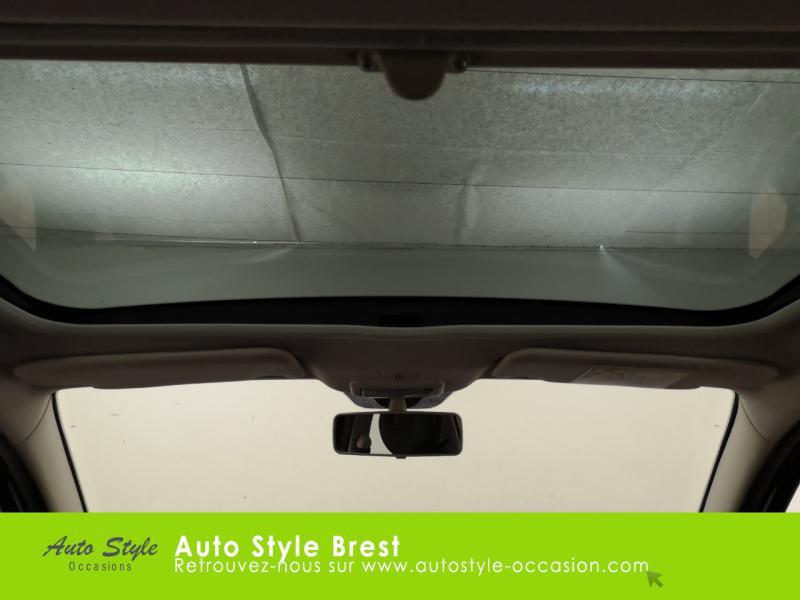 Photo 11 de l'offre de FIAT 500 1.2 8v 69ch Eco Pack Lounge à 10490€ chez Autostyle Brest