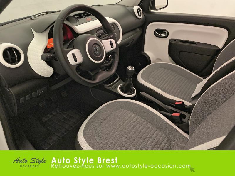 Photo 18 de l'offre de RENAULT Twingo 1.0 SCe 75ch Zen à 9990€ chez Autostyle Brest