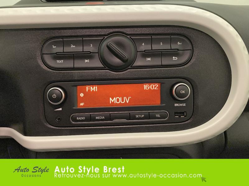 Photo 8 de l'offre de RENAULT Twingo 1.0 SCe 75ch Zen à 9990€ chez Autostyle Brest