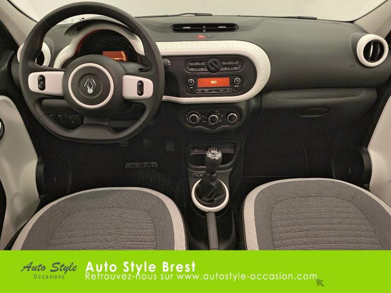Photo 6 de l'offre de RENAULT Twingo 1.0 SCe 75ch Zen à 9990€ chez Autostyle Brest