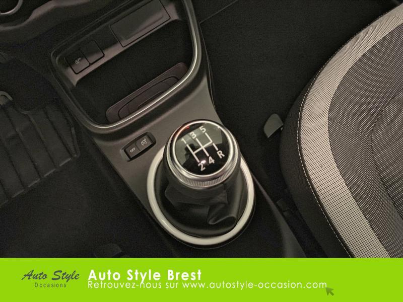 Photo 10 de l'offre de RENAULT Twingo 1.0 SCe 75ch Zen à 9990€ chez Autostyle Brest