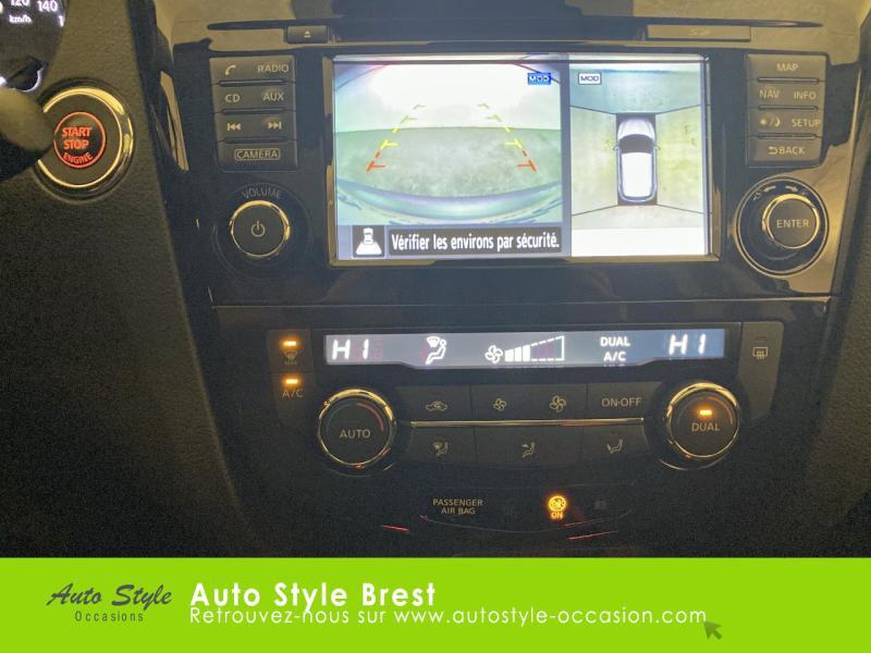 Photo 12 de l'offre de NISSAN Qashqai 1.2 DIG-T 115ch N-Connecta à 17990€ chez Autostyle Brest
