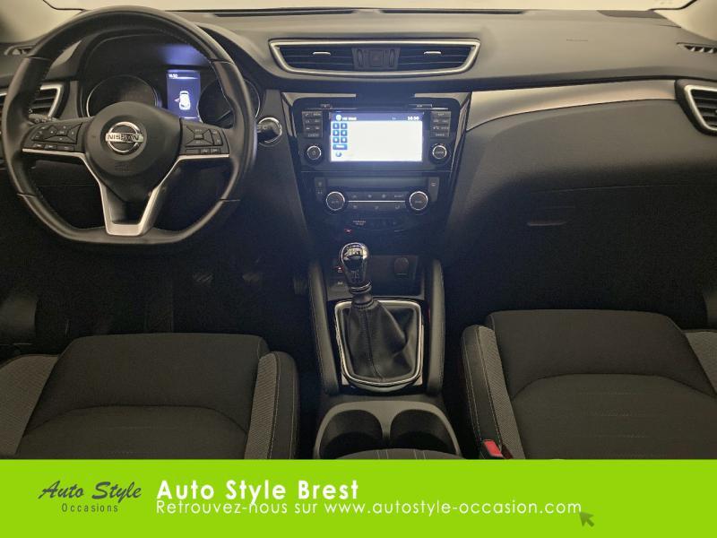 Photo 7 de l'offre de NISSAN Qashqai 1.2 DIG-T 115ch N-Connecta à 17990€ chez Autostyle Brest