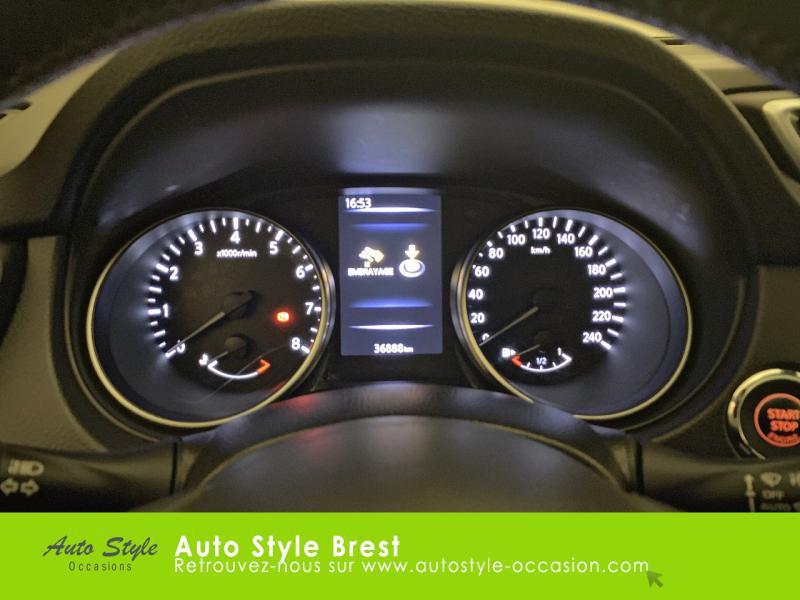 Photo 10 de l'offre de NISSAN Qashqai 1.2 DIG-T 115ch N-Connecta à 17990€ chez Autostyle Brest