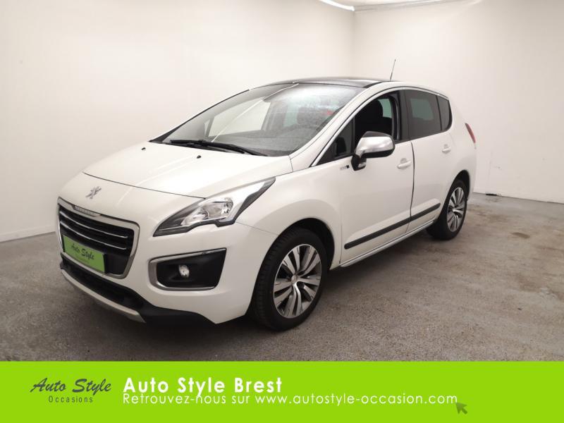 Peugeot 3008 1.6 HDi115 FAP Style Diesel Vapor Grey Occasion à vendre