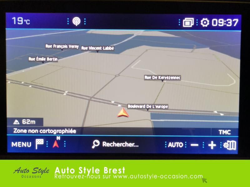 Photo 5 de l'offre de PEUGEOT 3008 1.6 BlueHDi 120ch Allure S&S à 18990€ chez Autostyle Brest