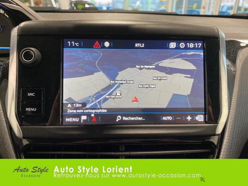 Photo 14 de l'offre de PEUGEOT 2008 1.5 BlueHDi 100ch E6.c Allure S&S BVM5 86g à 15890€ chez Autostyle Lorient