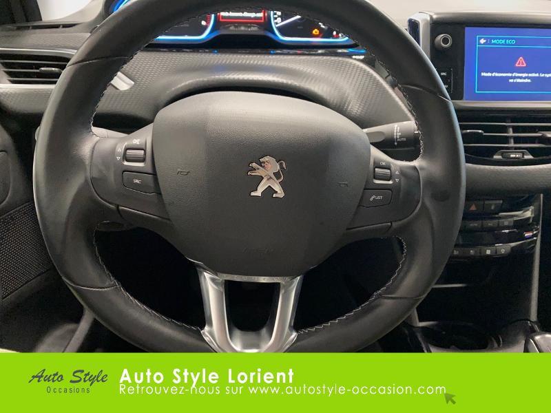 Photo 10 de l'offre de PEUGEOT 2008 1.5 BlueHDi 100ch E6.c Allure S&S BVM5 86g à 15890€ chez Autostyle Lorient