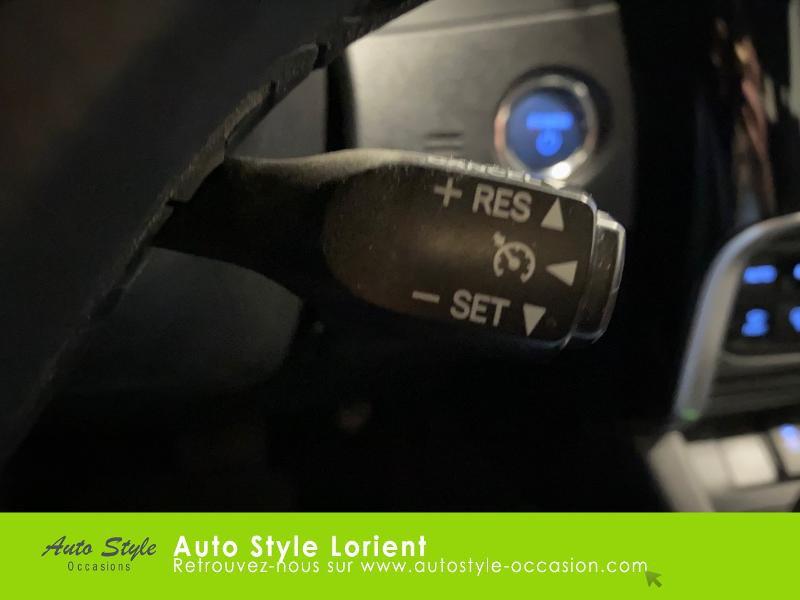 Photo 13 de l'offre de TOYOTA Auris HSD 136h Executive à 13900€ chez Autostyle Lorient