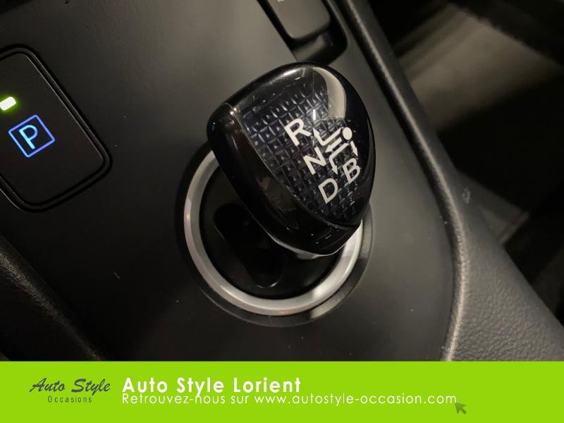 Photo 16 de l'offre de TOYOTA Auris HSD 136h Executive à 13900€ chez Autostyle Lorient