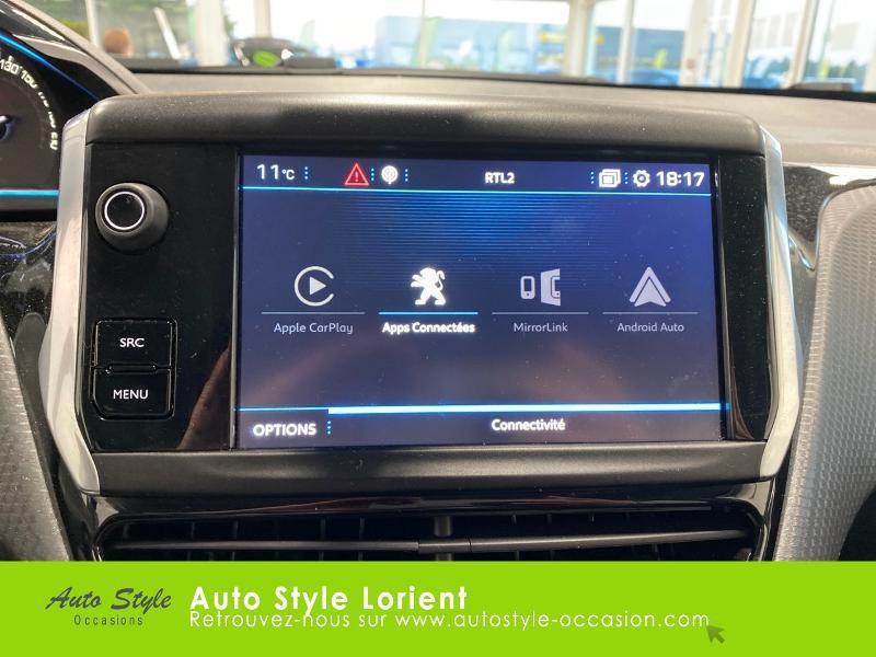 Photo 15 de l'offre de PEUGEOT 2008 1.5 BlueHDi 100ch E6.c Allure S&S BVM5 86g à 15890€ chez Autostyle Lorient