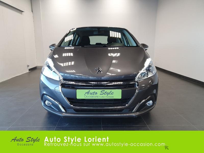 Photo 4 de l'offre de PEUGEOT 208 1.5 BlueHDi 100ch S&S Active à 14490€ chez Autostyle Lorient