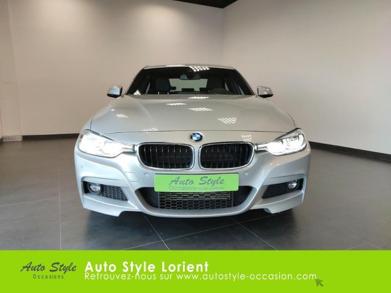 Photo 5 de l'offre de BMW Serie 3 318dA 150ch M Sport à 20990€ chez Autostyle Lorient