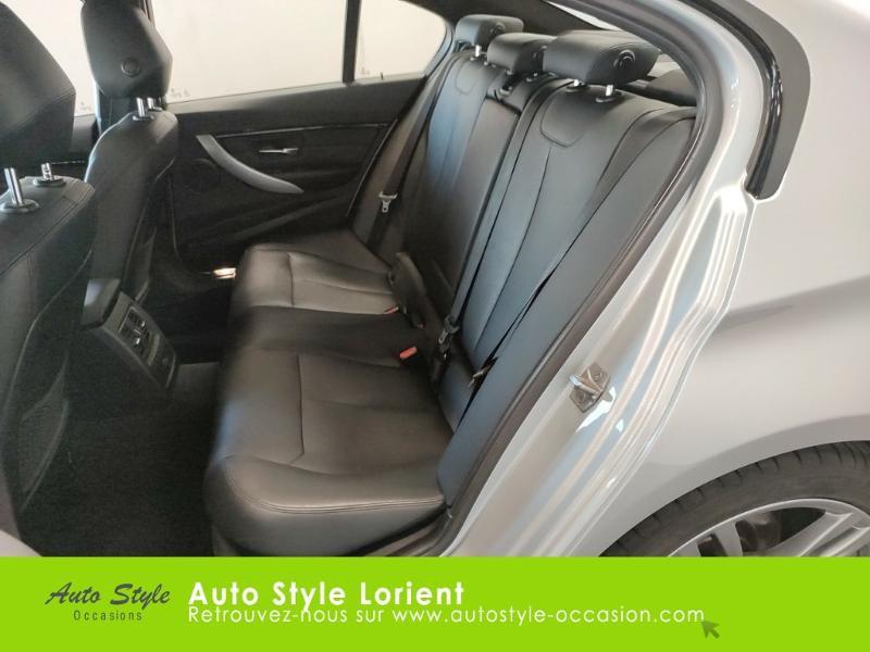Photo 11 de l'offre de BMW Serie 3 318dA 150ch M Sport à 20990€ chez Autostyle Lorient