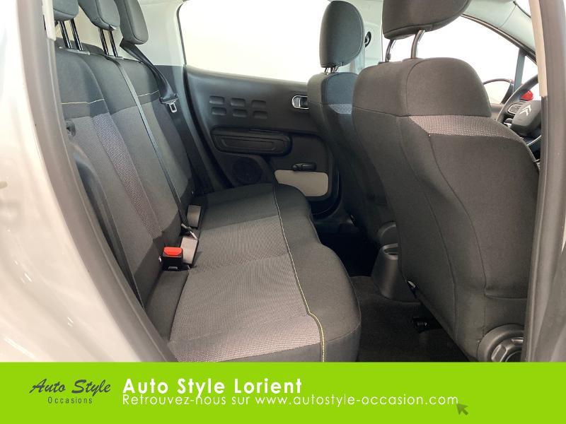 Photo 7 de l'offre de CITROEN C3 PureTech 110ch Feel S&S E6.d à 14900€ chez Autostyle Lorient