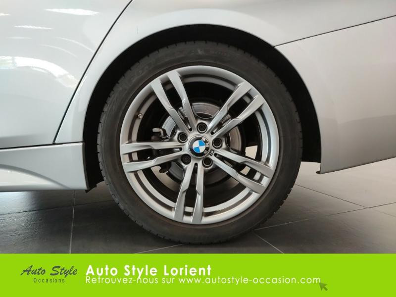 Photo 13 de l'offre de BMW Serie 3 318dA 150ch M Sport à 20990€ chez Autostyle Lorient