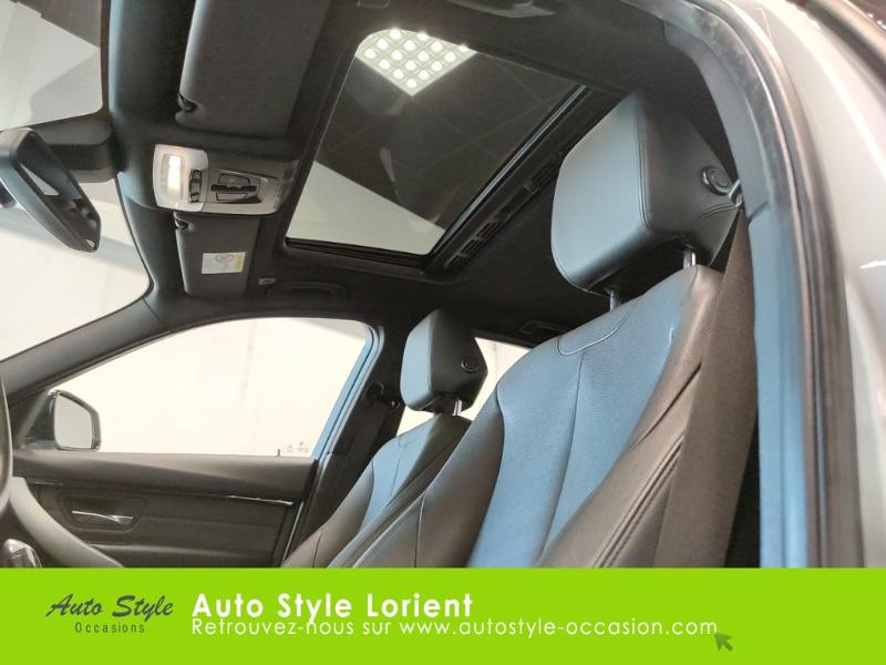 Photo 17 de l'offre de BMW Serie 3 318dA 150ch M Sport à 20990€ chez Autostyle Lorient