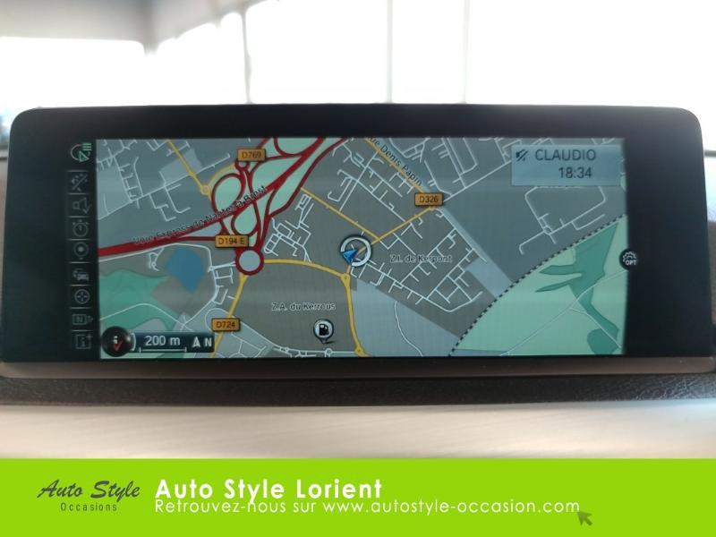 Photo 8 de l'offre de BMW Serie 3 318dA 150ch M Sport à 20990€ chez Autostyle Lorient