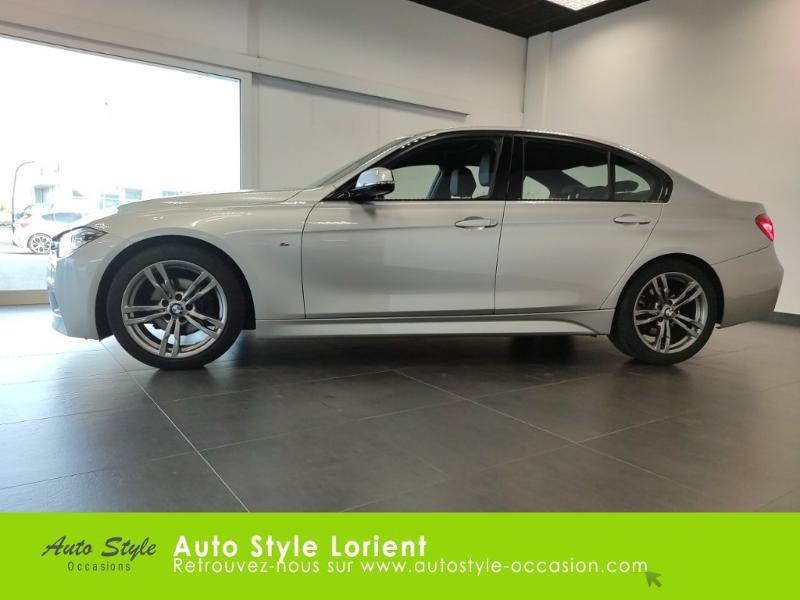 Photo 2 de l'offre de BMW Serie 3 318dA 150ch M Sport à 20990€ chez Autostyle Lorient