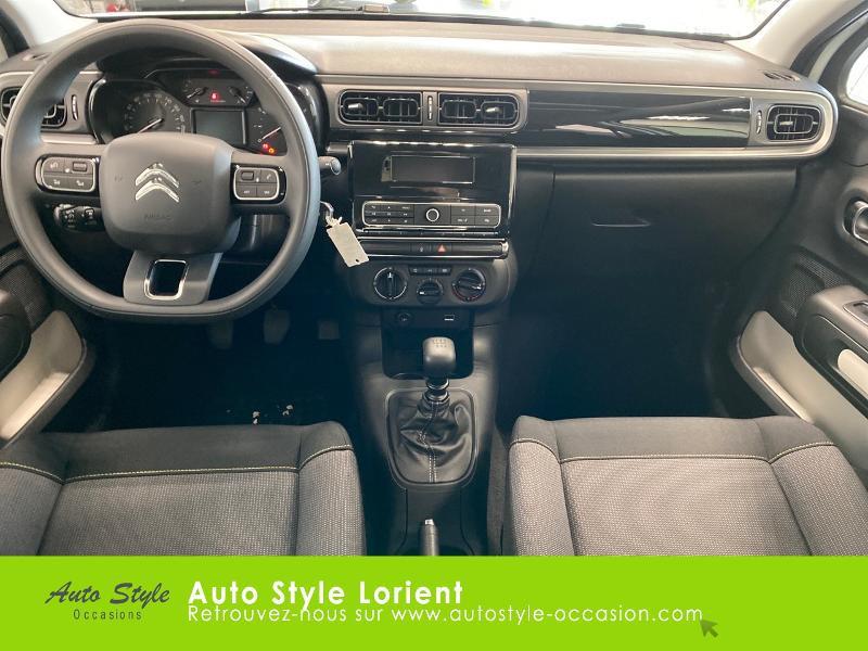 Photo 9 de l'offre de CITROEN C3 PureTech 110ch Feel S&S E6.d à 14900€ chez Autostyle Lorient