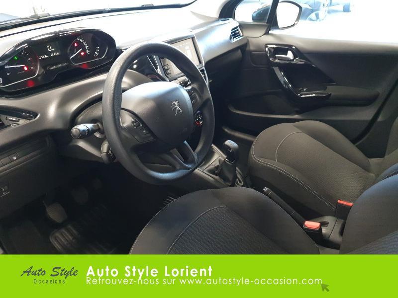 Photo 9 de l'offre de PEUGEOT 208 1.5 BlueHDi 100ch S&S Active à 14490€ chez Autostyle Lorient