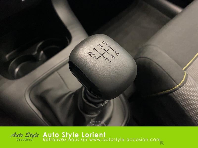 Photo 15 de l'offre de CITROEN C3 PureTech 110ch Feel S&S E6.d à 14900€ chez Autostyle Lorient