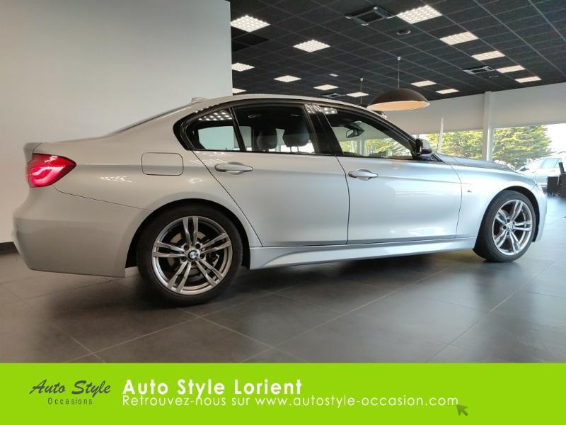 Photo 4 de l'offre de BMW Serie 3 318dA 150ch M Sport à 20990€ chez Autostyle Lorient