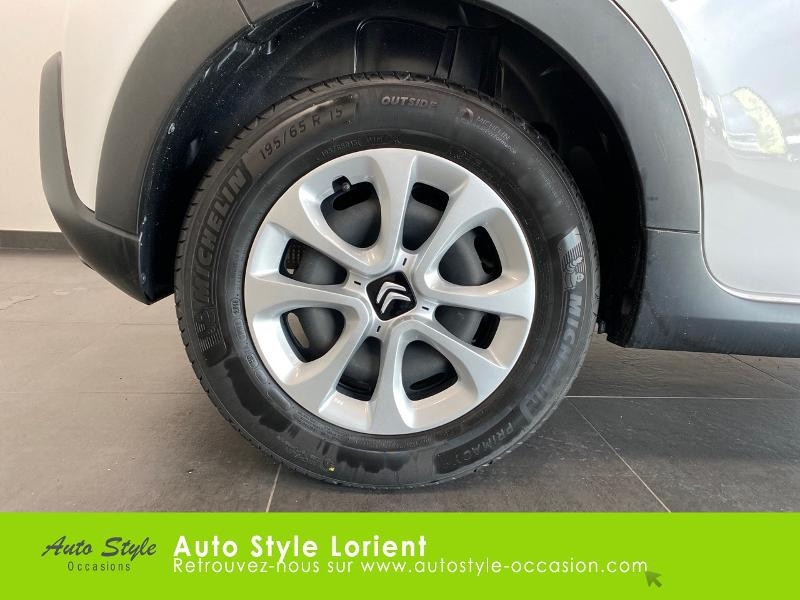 Photo 11 de l'offre de CITROEN C3 PureTech 110ch Feel S&S E6.d à 14900€ chez Autostyle Lorient