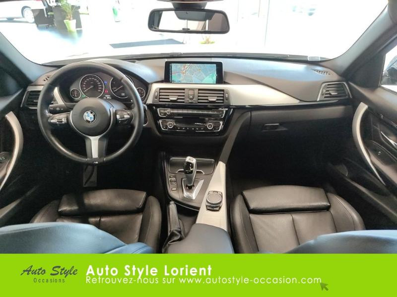 Photo 6 de l'offre de BMW Serie 3 318dA 150ch M Sport à 20990€ chez Autostyle Lorient