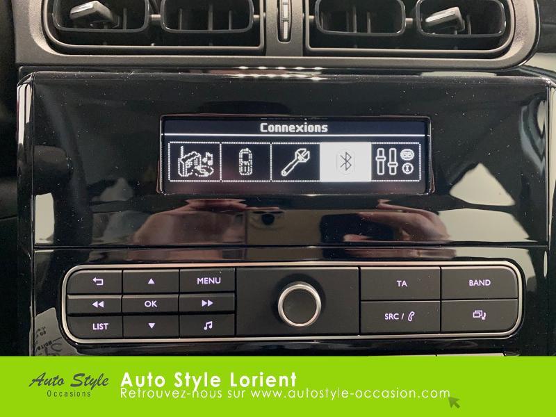 Photo 13 de l'offre de CITROEN C3 PureTech 110ch Feel S&S E6.d à 14900€ chez Autostyle Lorient
