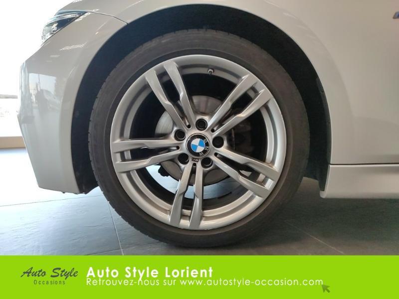 Photo 14 de l'offre de BMW Serie 3 318dA 150ch M Sport à 20990€ chez Autostyle Lorient