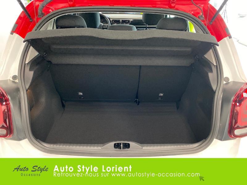 Photo 6 de l'offre de CITROEN C3 PureTech 110ch Feel S&S E6.d à 14900€ chez Autostyle Lorient