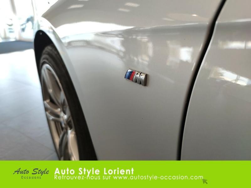 Photo 18 de l'offre de BMW Serie 3 318dA 150ch M Sport à 20990€ chez Autostyle Lorient