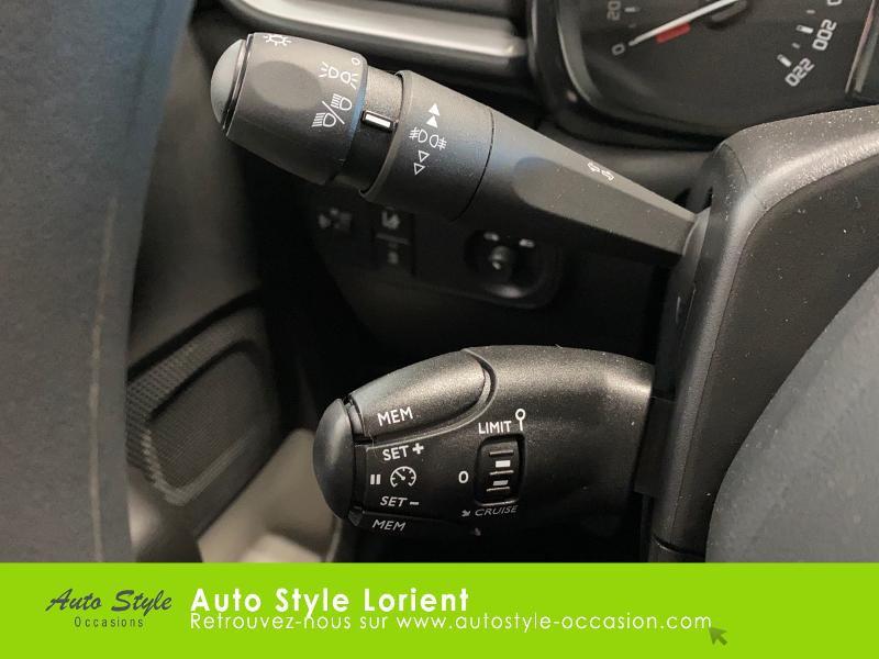 Photo 12 de l'offre de CITROEN C3 PureTech 110ch Feel S&S E6.d à 14900€ chez Autostyle Lorient