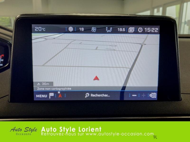 Photo 14 de l'offre de PEUGEOT 5008 1.5 BlueHDi 130ch E6.c Allure S&S EAT8 à 27480€ chez Autostyle Lorient