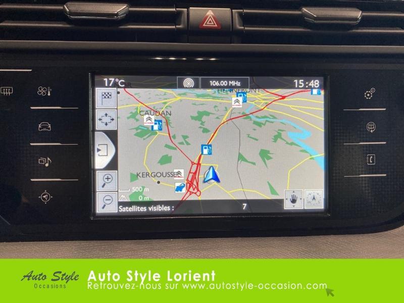 Photo 15 de l'offre de CITROEN C4 Picasso e-HDi 115ch Exclusive à 10790€ chez Autostyle Lorient