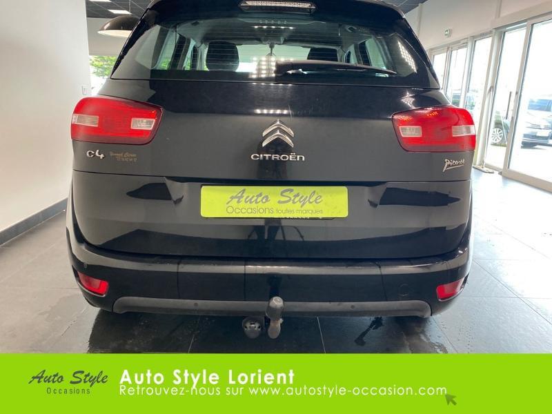 Photo 5 de l'offre de CITROEN C4 Picasso e-HDi 115ch Exclusive à 10790€ chez Autostyle Lorient