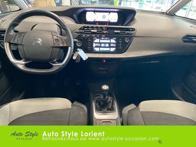 Photo 11 de l'offre de CITROEN C4 Picasso e-HDi 115ch Exclusive à 10790€ chez Autostyle Lorient