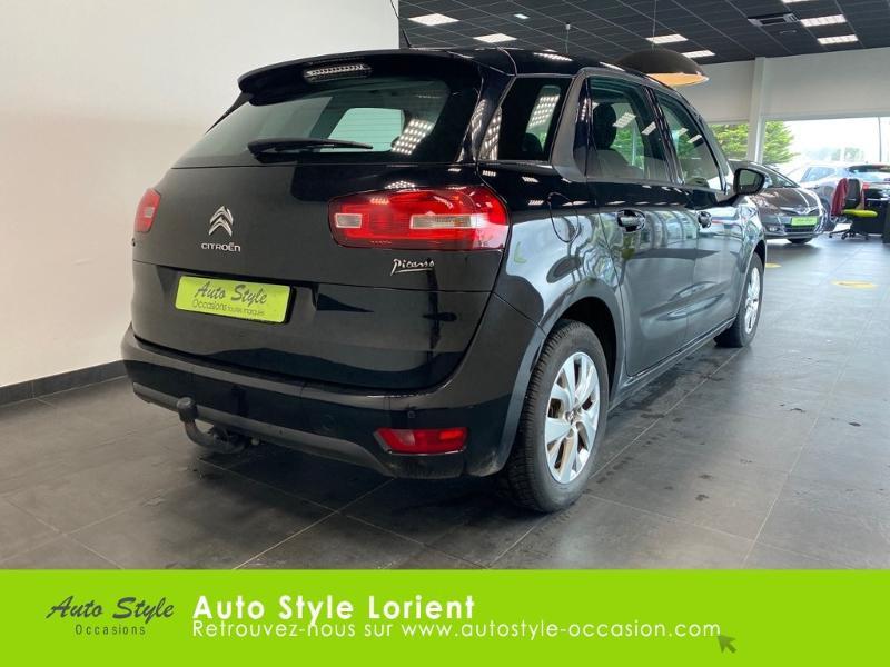 Photo 3 de l'offre de CITROEN C4 Picasso e-HDi 115ch Exclusive à 10790€ chez Autostyle Lorient