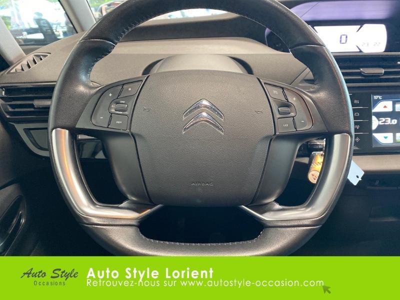 Photo 12 de l'offre de CITROEN C4 Picasso e-HDi 115ch Exclusive à 10790€ chez Autostyle Lorient