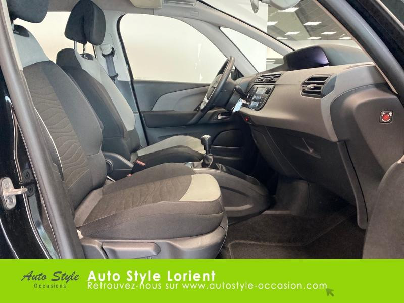 Photo 10 de l'offre de CITROEN C4 Picasso e-HDi 115ch Exclusive à 10790€ chez Autostyle Lorient