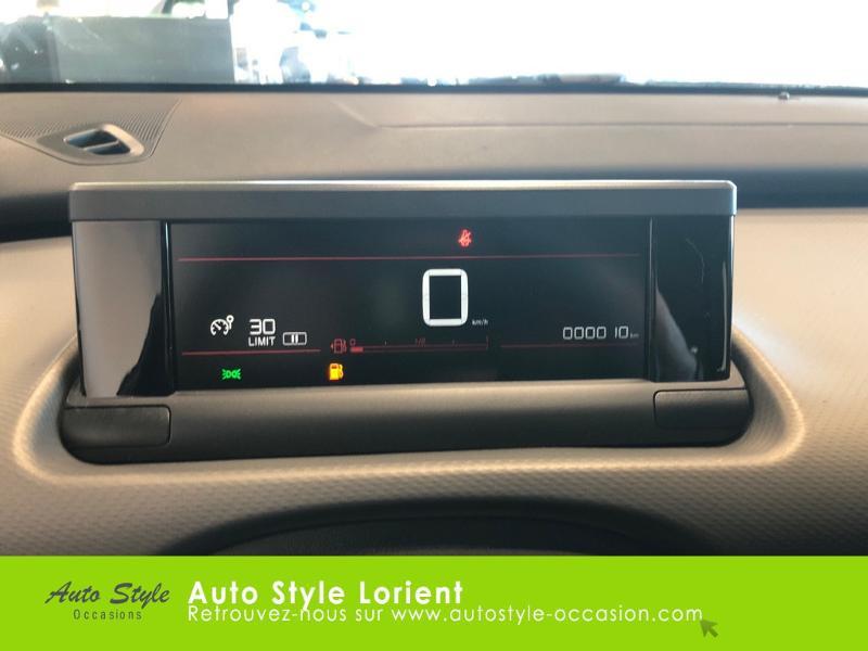 Photo 11 de l'offre de CITROEN C4 Cactus BlueHDi 100ch S&S Feel E6.d à 17780€ chez Autostyle Lorient