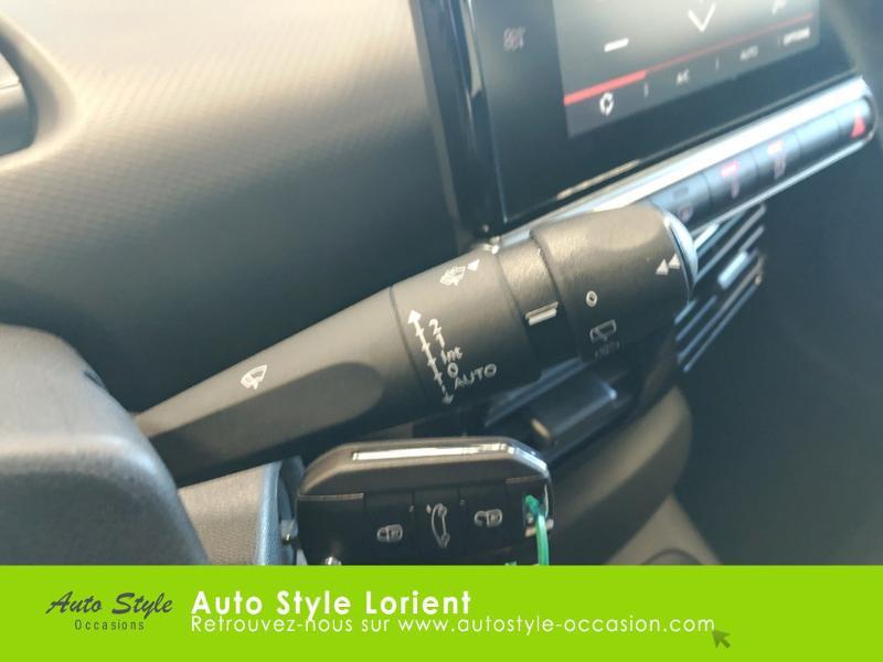 Photo 15 de l'offre de CITROEN C4 Cactus BlueHDi 100ch S&S Feel E6.d à 17780€ chez Autostyle Lorient