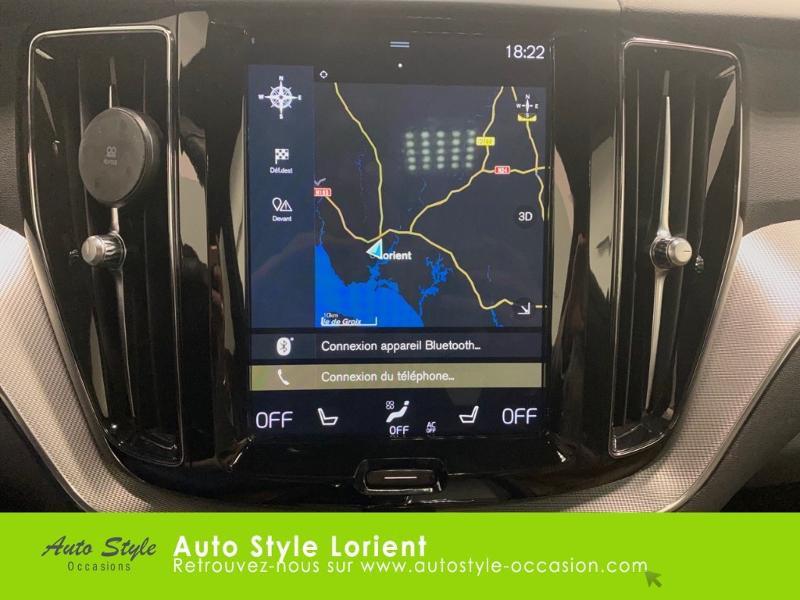 Photo 14 de l'offre de VOLVO XC60 D4 AdBlue AWD 190ch Inscription Luxe Geartronic à 36990€ chez Autostyle Lorient