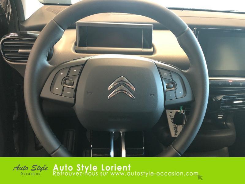 Photo 10 de l'offre de CITROEN C4 Cactus BlueHDi 100ch S&S Feel E6.d à 17780€ chez Autostyle Lorient