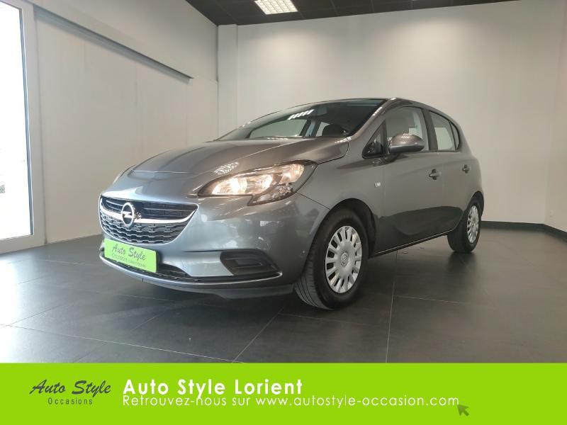 Opel Corsa 1.4 90ch Enjoy 5p Essence GRIS FONCE Occasion à vendre