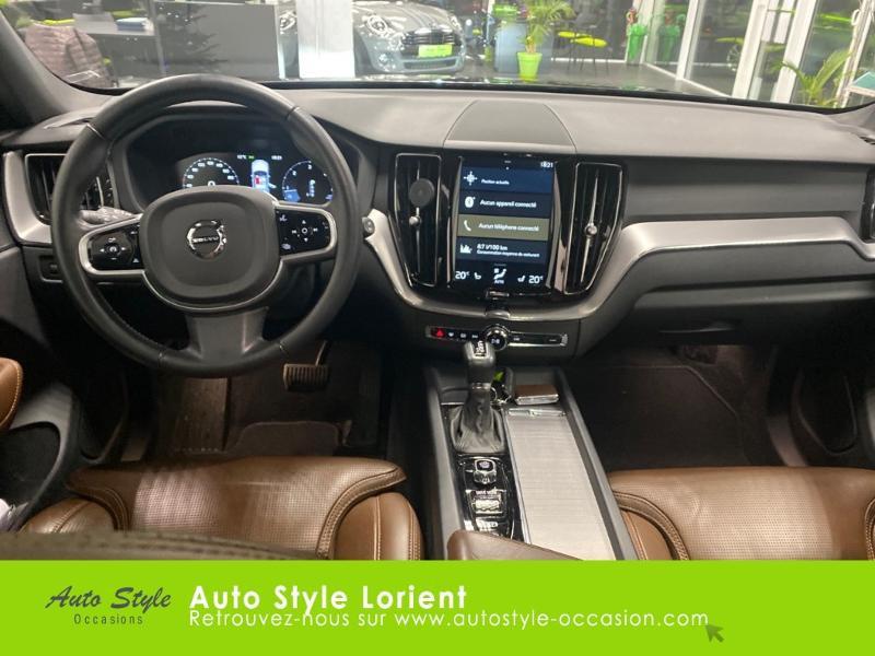 Photo 10 de l'offre de VOLVO XC60 D4 AdBlue AWD 190ch Inscription Luxe Geartronic à 36990€ chez Autostyle Lorient