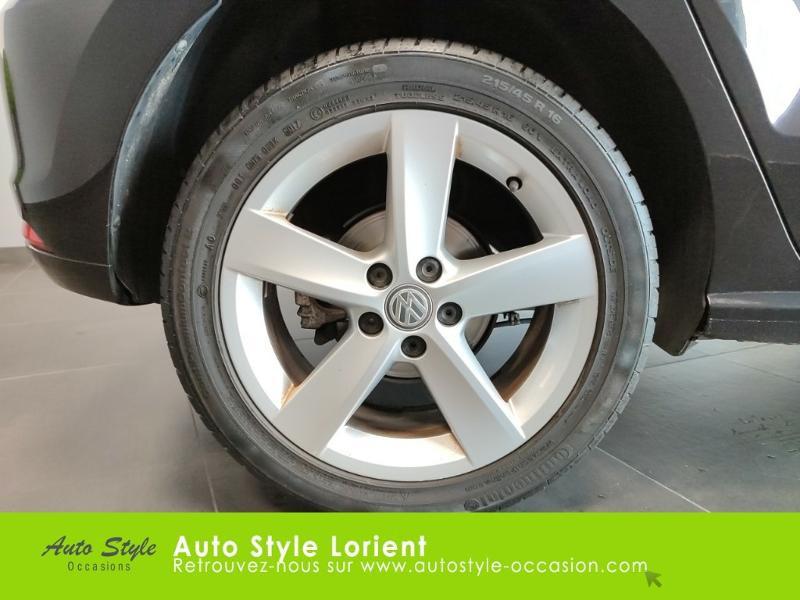 Photo 14 de l'offre de VOLKSWAGEN Polo 1.2 TSI 90ch Sportline 5p à 10990€ chez Autostyle Lorient
